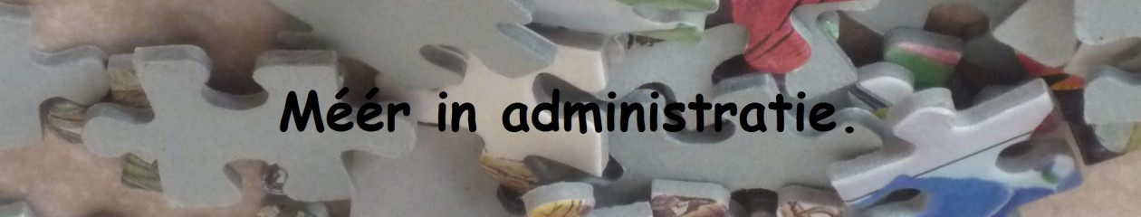 Méér in Administratie